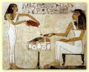 La cerveza era fundamental en Egipto