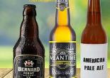 Maridaje cervezas caja de junio