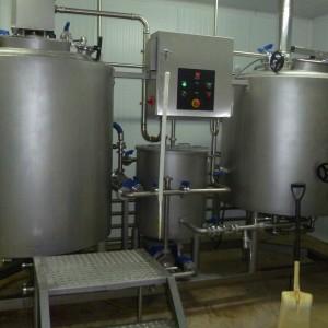 Maquinas para fabricar cerveza