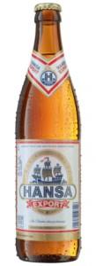 cerveza hansa export